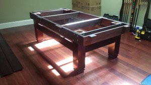 Correctly performing pool table installations, Las Vegas Nevada