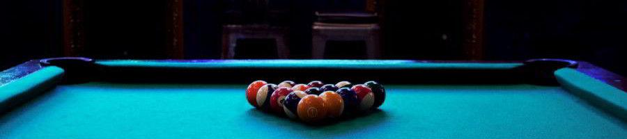 Las Vegas pool table room sizes featured