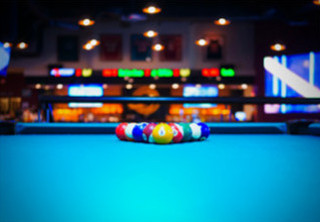 Sell a pool table in Las Vegas, Nevada.