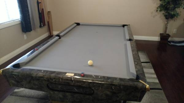 Solo 174 Las Vegas Custom Pool Table Excellent Conditions 11