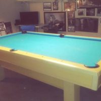 Brunswick Bridgeport 8' Pool Table