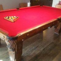 St Bernard Mision Anti Pool Table
