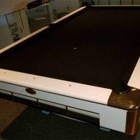 Regulation 9 ft. Slate Pool Table