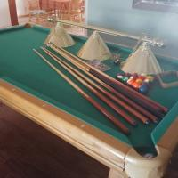 Connelly Billiard Pool Table