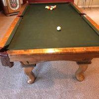 Olhousen 30th Anniversary Pool Table