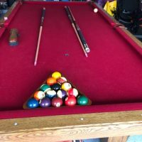 Olhausen Pool Table
