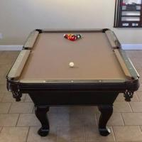 3 Pc Slate  Pool Table