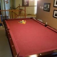 Pool Table Moving Sale