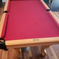 4x7 ft Pool Table