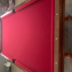 Brunswick Pool Table - Good Condition