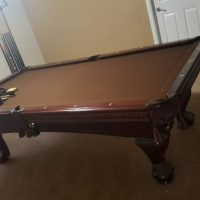 ¨Like New¨ 7' American Heritage Pool Table For Sale