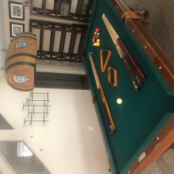 Great pool table for sale- need gone by Saturday, 6/27